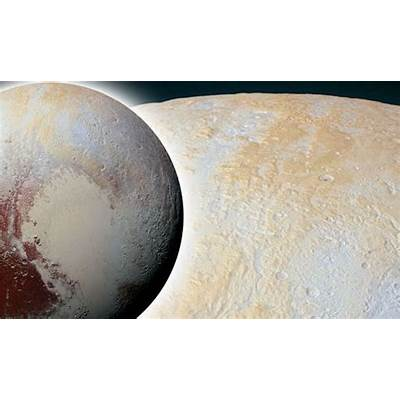 EXCLUSIVE: Pluto could be huge dirty snowball with life