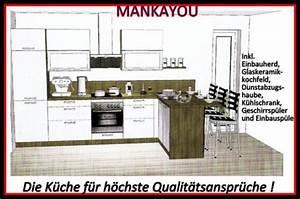 Küche Weiß Hochglanz L Form : einbauk che mankayou 2 k che k chenzeile l form 355x190cm weiss hochglanz lack kaufen bei ~ Bigdaddyawards.com Haus und Dekorationen