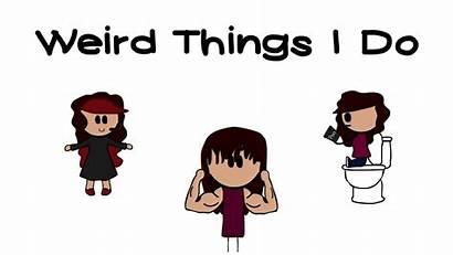 Things Weird