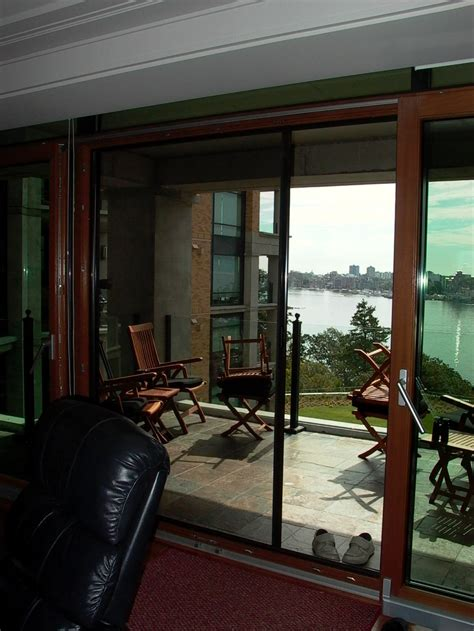 ultra glide patio french door retractable screens