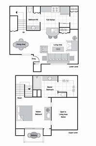 28 floor plan of oak view monaco floorplan 1982 sq With oak alley floor plan
