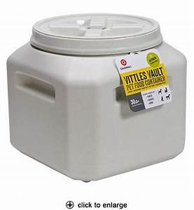 vittles vault 30 pet food container With ant proof dog food container