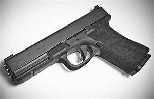 Glock 17 grip chopped to G19 size | Handguns | Pinterest