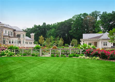 residential landscape design landscape architect nj design build high tech landscapes
