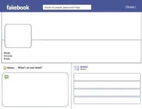 Facebook Page Template | cyberuse