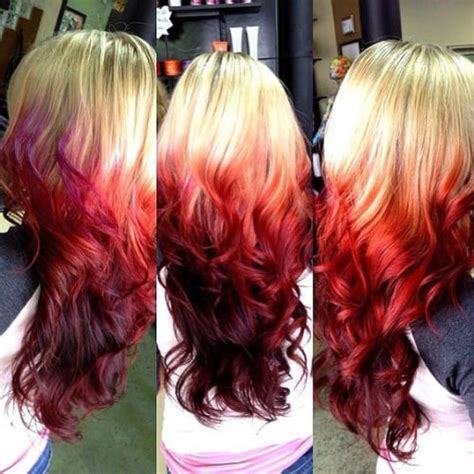 Ombre What 50 Reverse Ombre Hair Ideas To Stand Out