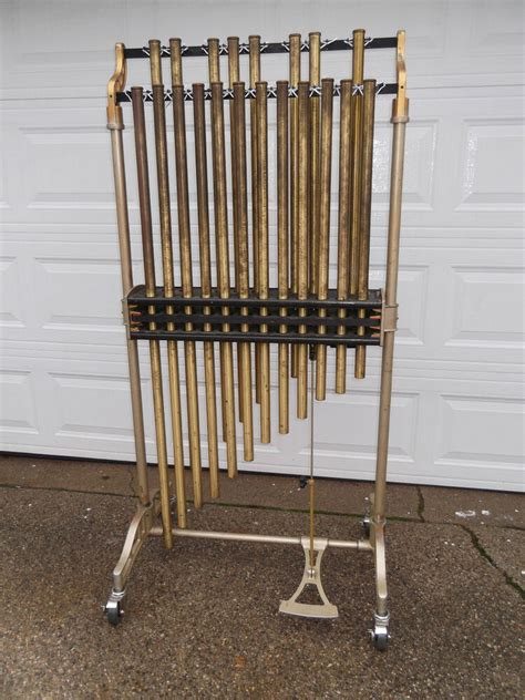 Musser Brass Orchestra Concert Band Chimes Model 635