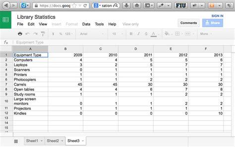 google spreadsheet tutorial samplebusinessresume