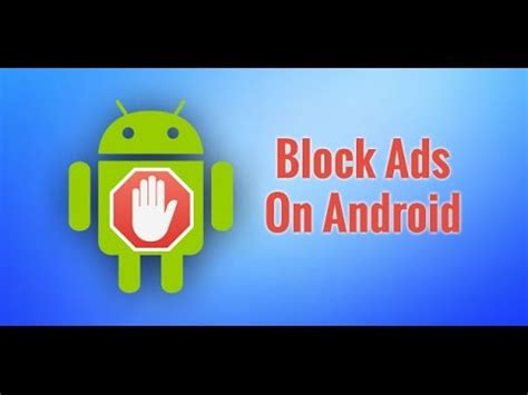 stop ads on android how to stop or block pop ups ads fly on any android
