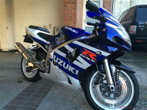 2003 Suzuki Gsxr 600 Specs by 2003 Suzuki Gsxr 600 K3 Blue