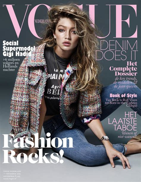 latest vogue cover vogue s covers gigi hadid