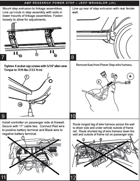 Research Power Step Wiring Diagram by Research Power Step Wiring Diagram Jeep 43 Wiring