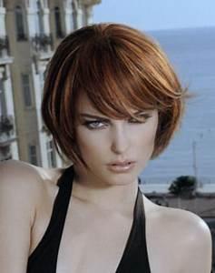 Coupe De Cheveux Carré Court : modeles coiffure carre court ~ Melissatoandfro.com Idées de Décoration