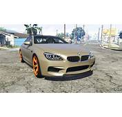 BMW M6 Coupe F13 Replace For GTA 5