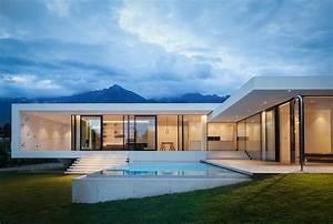 House T  Monovolume Architecture Design