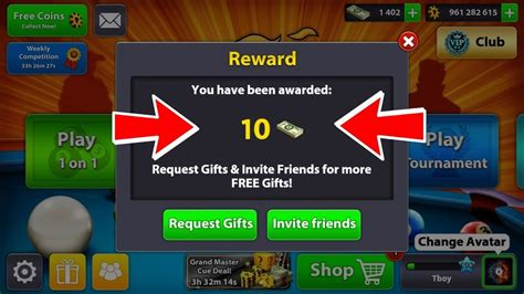 8 pool free 10 instant rewards links generator with proof 100 working