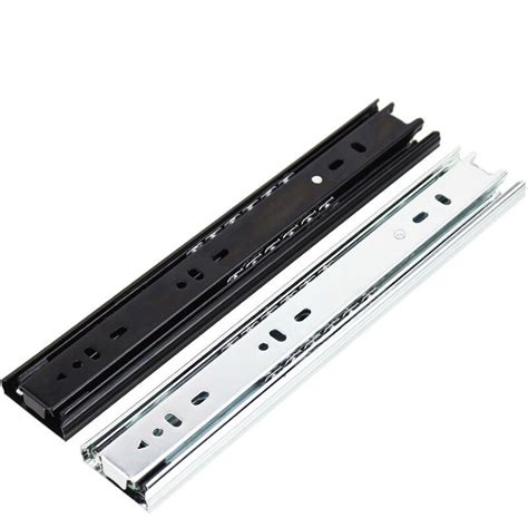 Drawer Tracks by 1pair 12 Quot 28 Quot 3 Drawer Slides Track Rail Hydraulic