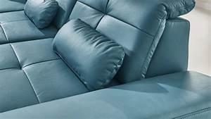 Ecksofa Mit Elektrischer Sitztiefenverstellung : ecksofa active l form bezug leder ocean blau mit sitztiefenverstellung ~ Indierocktalk.com Haus und Dekorationen