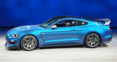 Shelby Mustang Gt350r Ford Revs Track Wraps
