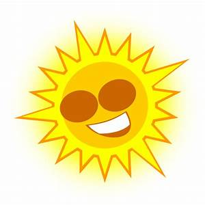 Smiling Sun Image - Cliparts.co