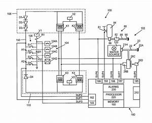 Patent Us8378834 Kitchen Hood Assembly With Fire Suppression And Ansul System Wiring Diagram To