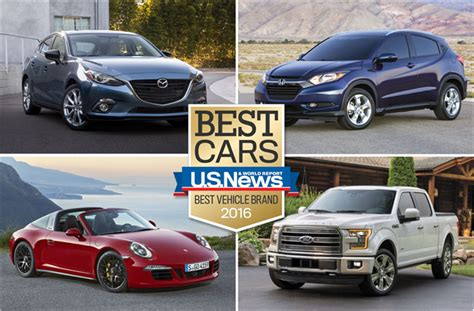 Best Car Award 2016 by 2016 Best Cars For Families U S News Best Cars