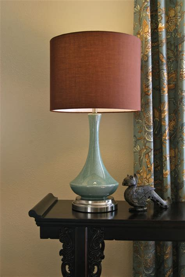 jade indoor cordless table lamp table lamps dallas  modern lantern