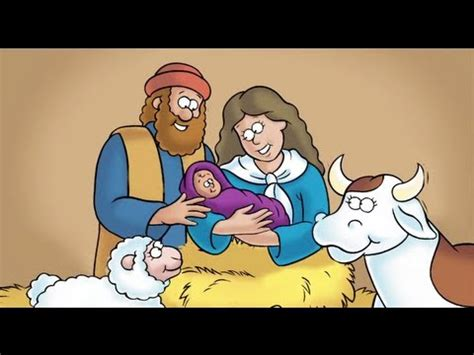 baby jesus  born  beginners bible deluxe edition