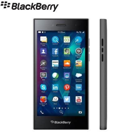 sim blackberry leap unlocked gb black