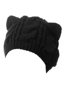 beanie with cat ears prev