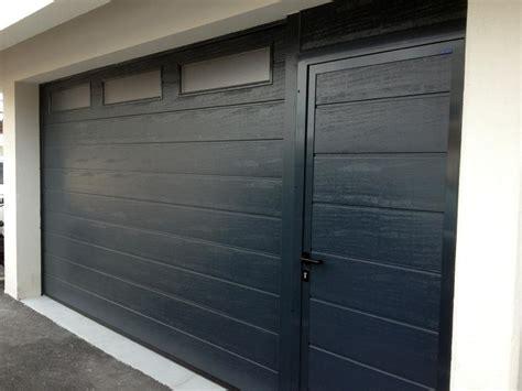 porte garage sectionnelle hormann portes de garage fermelec