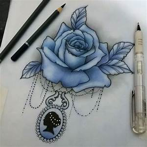 The gallery for --> Neo Traditional Rose Tattoo Designs