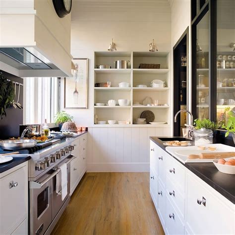built in cabinets for kitchen open kitchen shelving transitional kitchen el mueble 7990