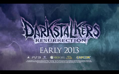 Darkstalkers Resurrection Delayed In Japan Oprainfall