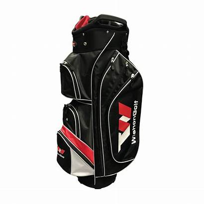 Wishon Bag Golf Cart Trolley Clubs