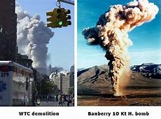 WTC WAS DEMOLISHED BY PURE HYDROGEN BOMB_____#911 #911