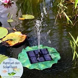 Solarpumpe Für Teich : 10 best rund um den solar teich images on pinterest solar ponds and beams ~ Orissabook.com Haus und Dekorationen