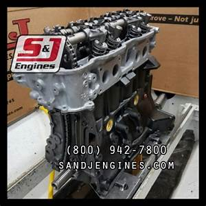 1996 Nissan Pickup Engine
