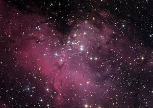 Eagle Nebula Astrophotos - Pics about space