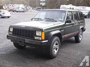 1996 Jeep Cherokee Sport For Sale In Portage  Pennsylvania