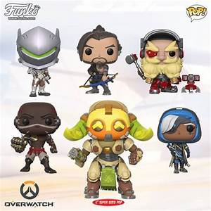 39Overwatch39 Gets Some Long Awaited Funko Pop Figures