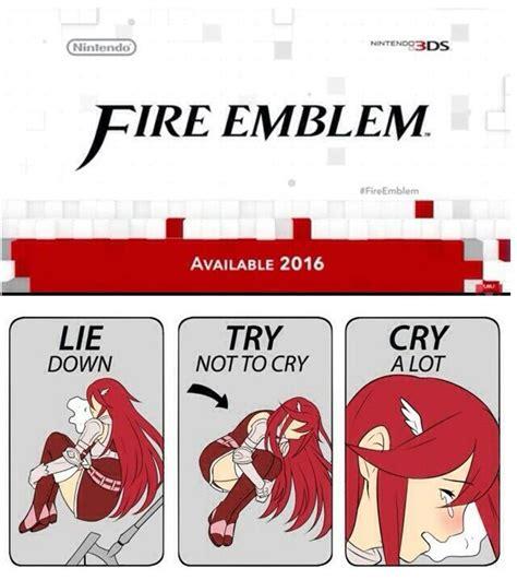 Meme Emblem - we have to wait until 2016 fire emblem know your meme