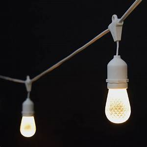 charming string lights white wire images electrical With outdoor patio lights with white cord