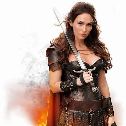 Stormfall Megan Fox Balur Rise Plarium Games