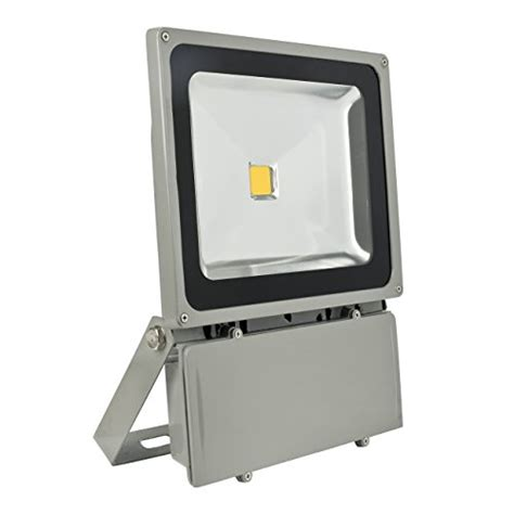 eyourlife 100w led flood lights waterproof outdoor l in