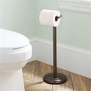 Standing, Tissue, Holder, -, Toilet, Paper, Holders, -, Bathroom, Accessories