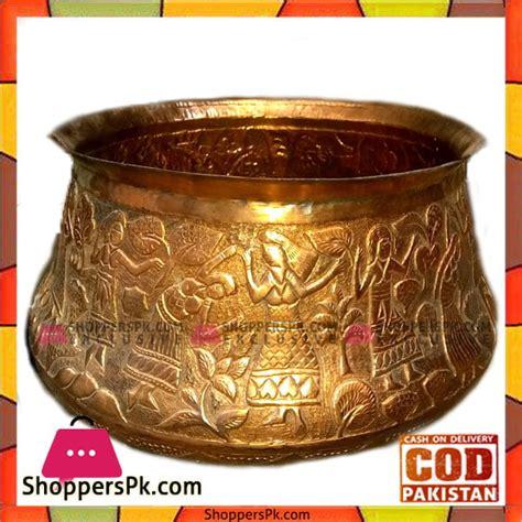 buy high quality original copper kg serving handi