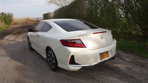 2016 Honda Accord Coupe Review by 2016 Honda Accord Coupe Lx S Review Part 1 Exterior