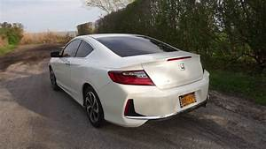 2016 Honda Accord Coupe Lx-s Review -part 1 Exterior
