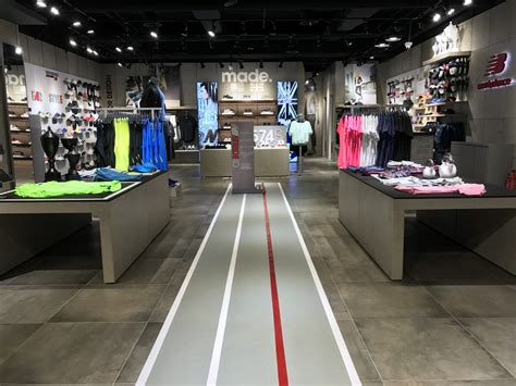 New Balance Opens Experience Store In Singapore, Paragon